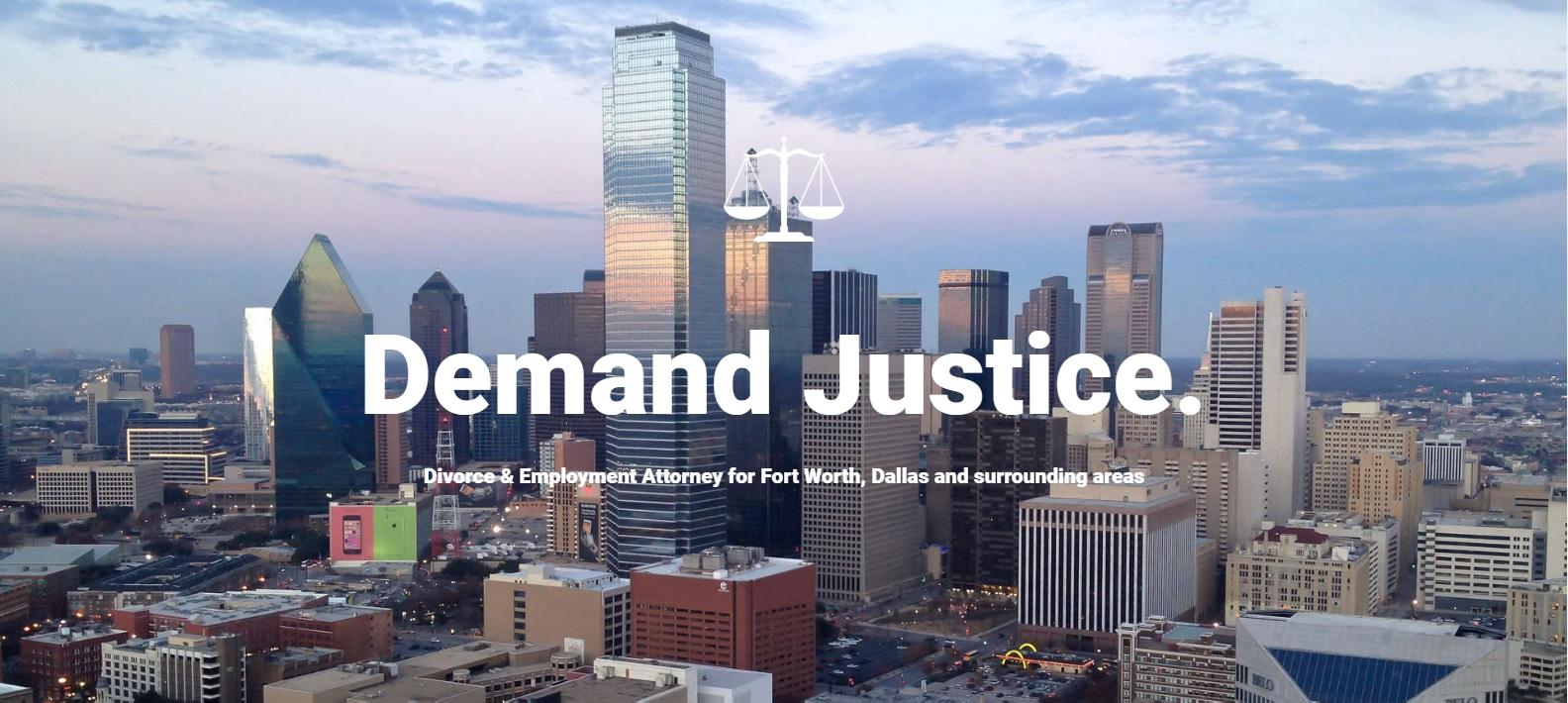 Employment attorney, Divorce attorney in Fort Worth, Dallas and Bedford