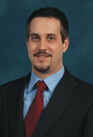 Employment lawyer Adam Kielich in Bedford, Texas